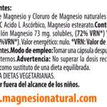 El Mejor Magnesio Natural