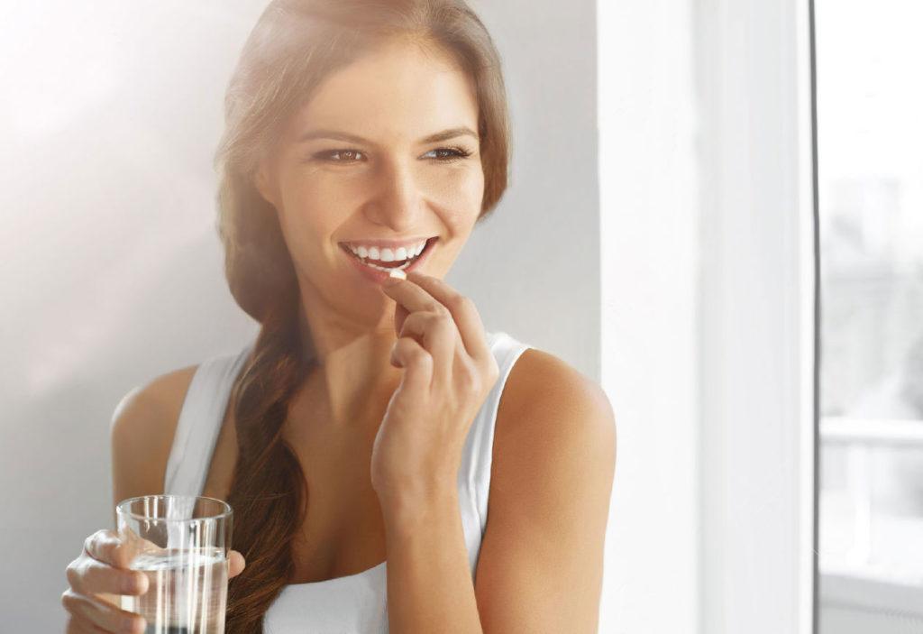 Colágeno con Magnesio para la piel, pelo y uñas