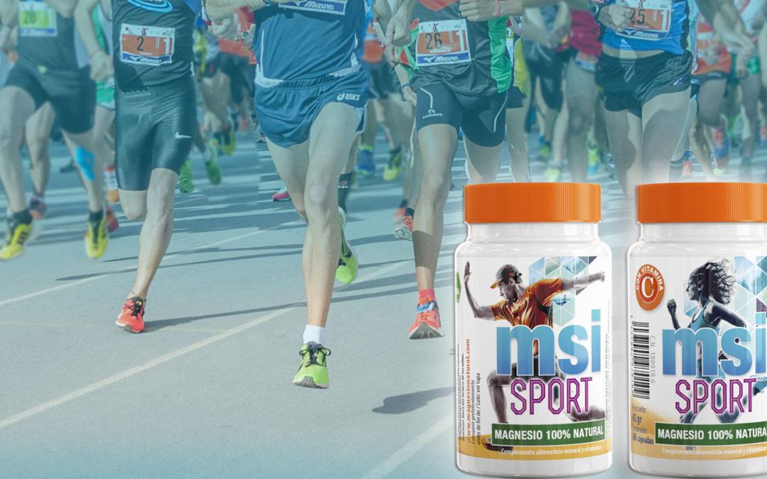 Magnesio Natural para la recuperación y prevención de lesiones