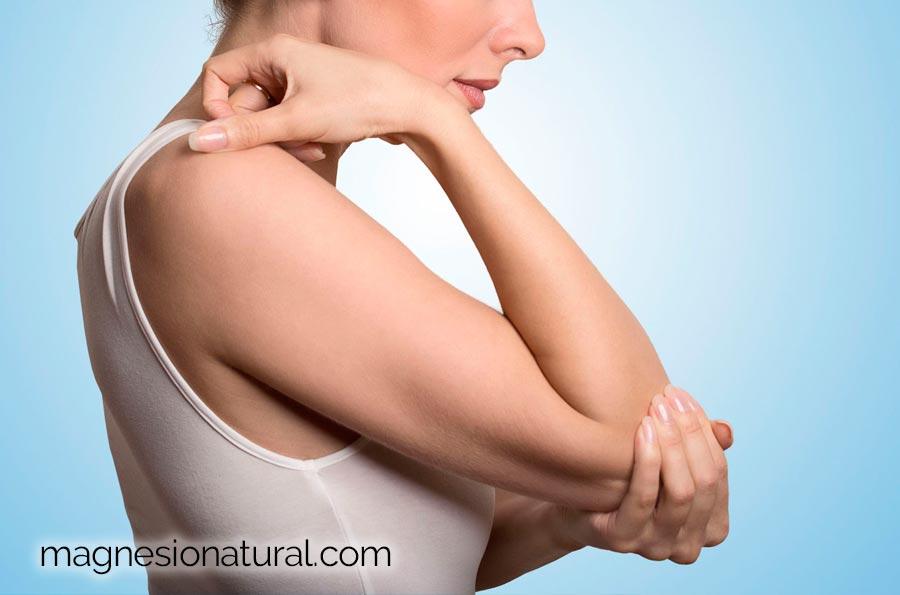 MSI Bienestar Magnesio Natural con Colágeno para la salud de las articulaciones