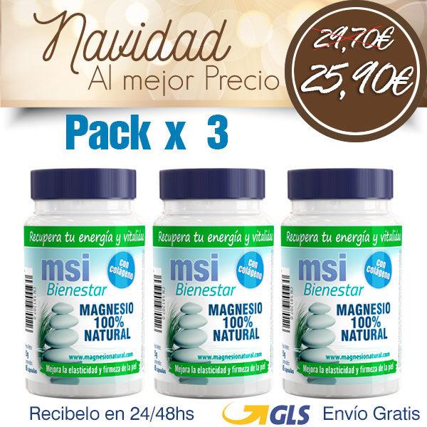 Colágeno con Magnesio - Pack 3 Meses