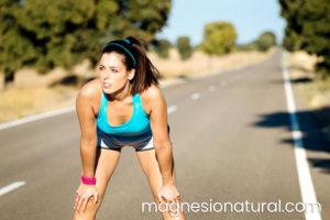 Mantener una vida saludable en verano: ¡Magnesio y ejercicio!