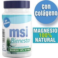 Magnesio Natural MSI Bienestar por la noche