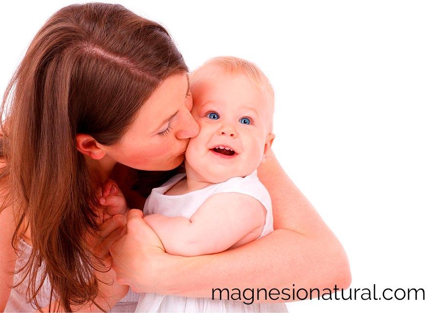 La importancia del magnesio durante la lactancia
