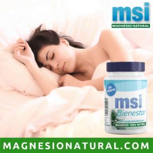 Magnesio Natural por la noche