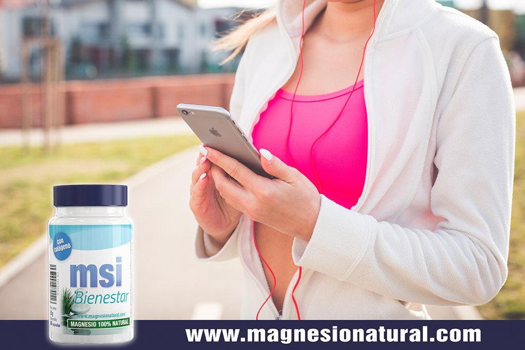 Colágeno con Magnesio. Comprar Magnesio. MSI Bienestar