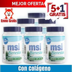 Magnesio Natural con Colágeno