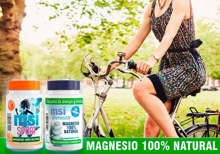 Magnesio Natural con Colágeno. Comprar Magnesio.