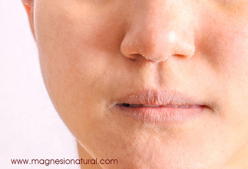 ¿Ya comprobaste los beneficios del magnesio en la piel?