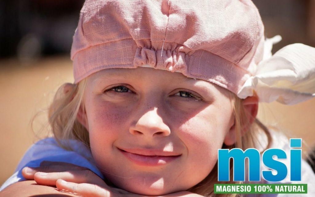 beneficios del magnesio en la piel
