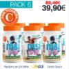 Magnesio con Vitamina C - Pack 6 Unidades
