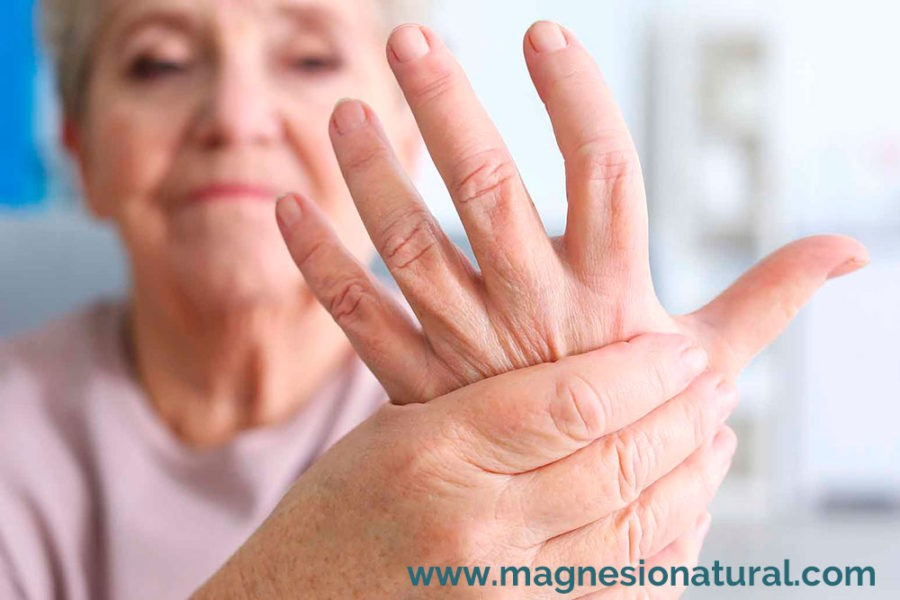 Beneficios del colágeno con magnesio sobre la artritis y la fibromialgia