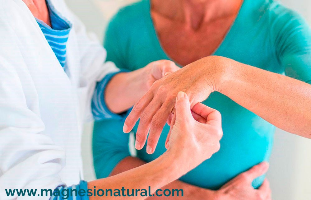Los increíbles beneficios del magnesio sobre la artritis