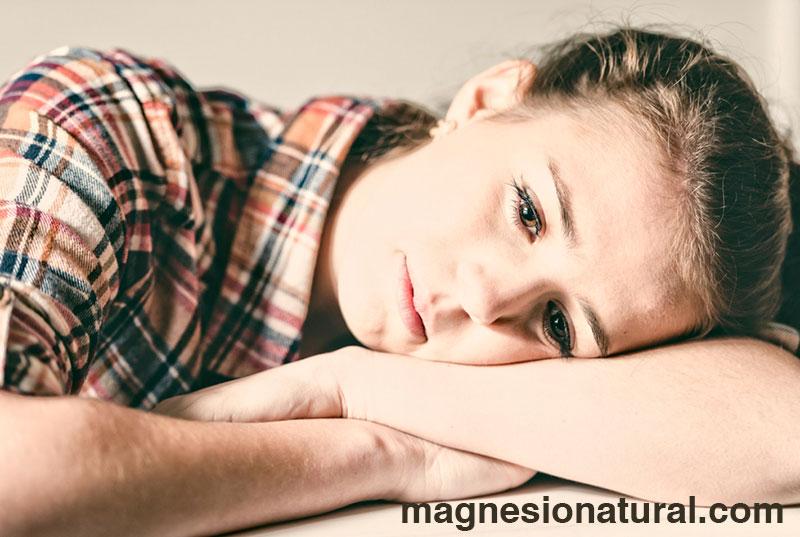 Señales que indican una deficiencia de magnesio en nuestro organismo