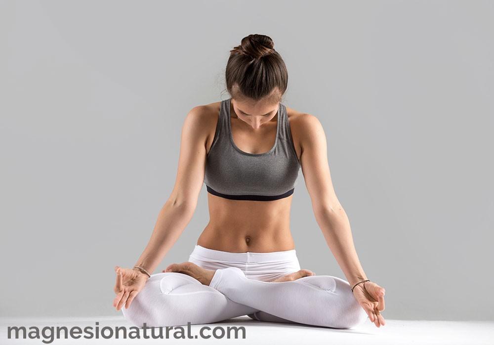 Magnesio suplemento para la ansiedad y el estrés