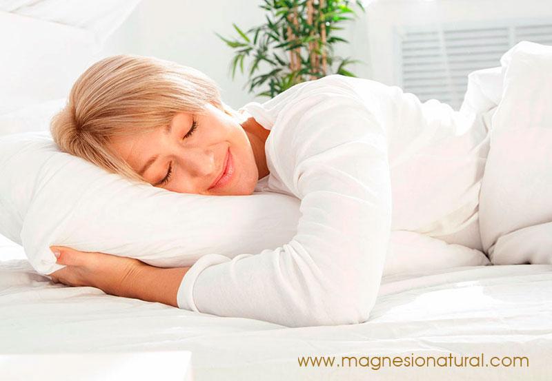 Lo bueno que es tomar magnesio por la noche