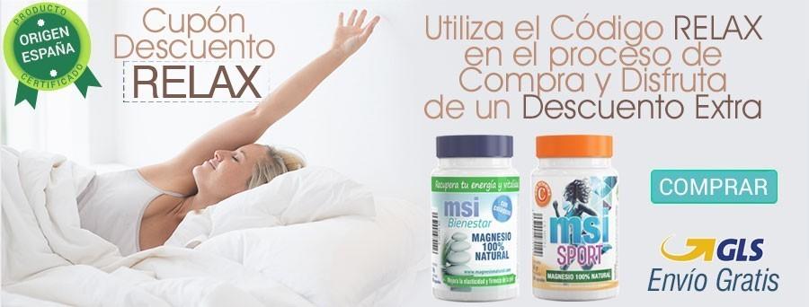 MSI Magnesio Natural - Cupón Descuento - Comprar
