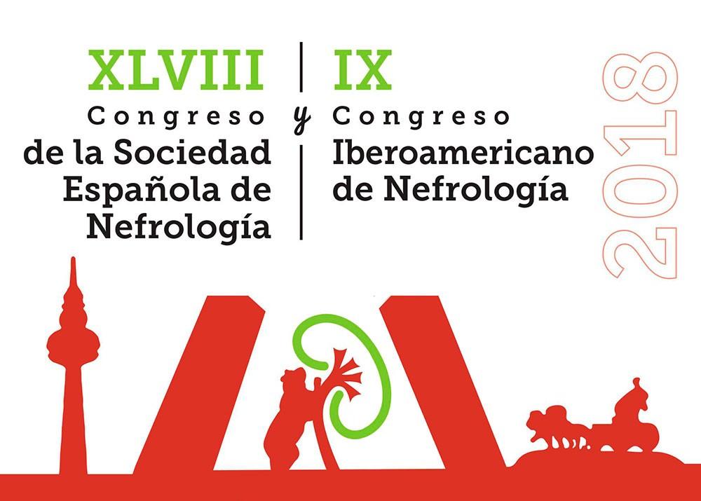 XLVIII Congreso de la Sociedad Española de Nefrología y IX Congreso Iberoamericano de Nefrología.