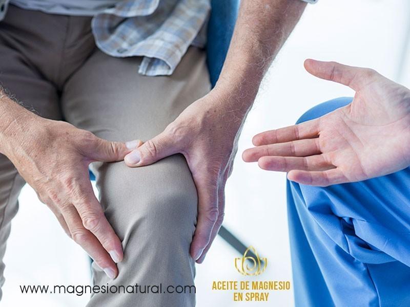 beneficios del magnesio a través de la piel
