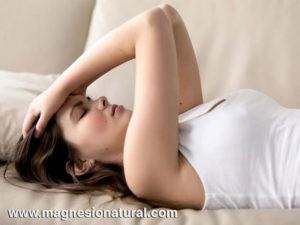 Beneficios del magnesio para la fatiga crónica