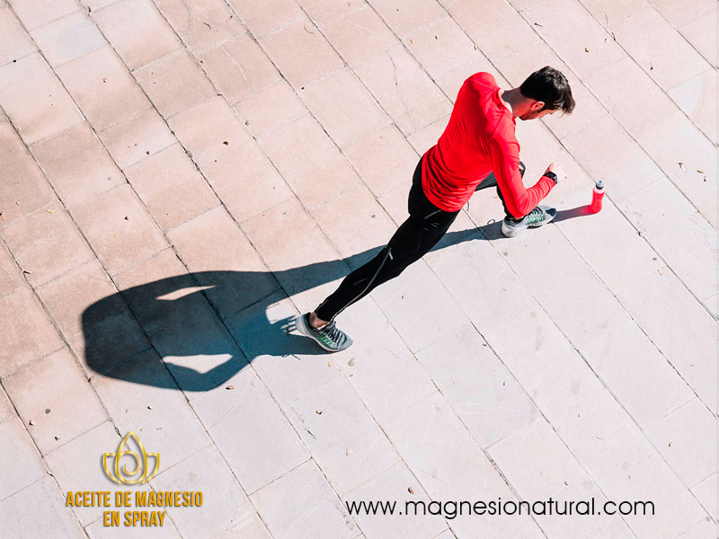 Aceite de magnesio en spray: Una solución natural para prevenir calambres y dolores musculares