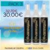 Aceite de Magnesio Natural en Spray – Pack 3