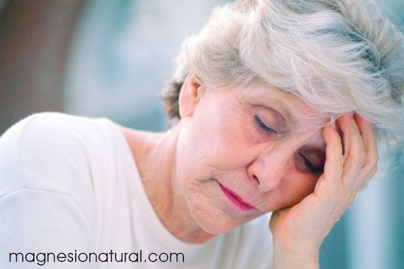 Agotamiento, estrés, fatiga ¿quién no los ha sentido alguna vez? Magnesio Natural
