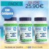 MSI Bienestar Magnesio Natural con Colágeno – Pack 3 meses