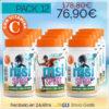 MSI Sport Magnesio Natural con Vitamina C – Pack x 12