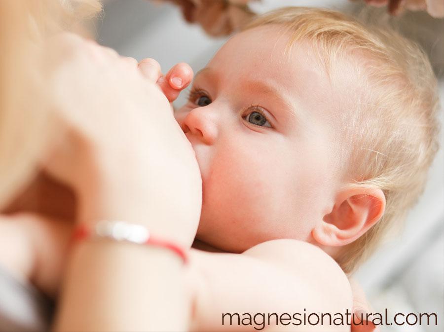Beneficios del magnesio para llevar un embarazo ideal. Carbonato de magnesio embarazo.