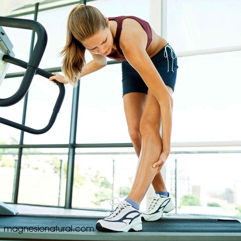 ¿Agujetas después de practicar deporte o de un esfuerzo no habitual?