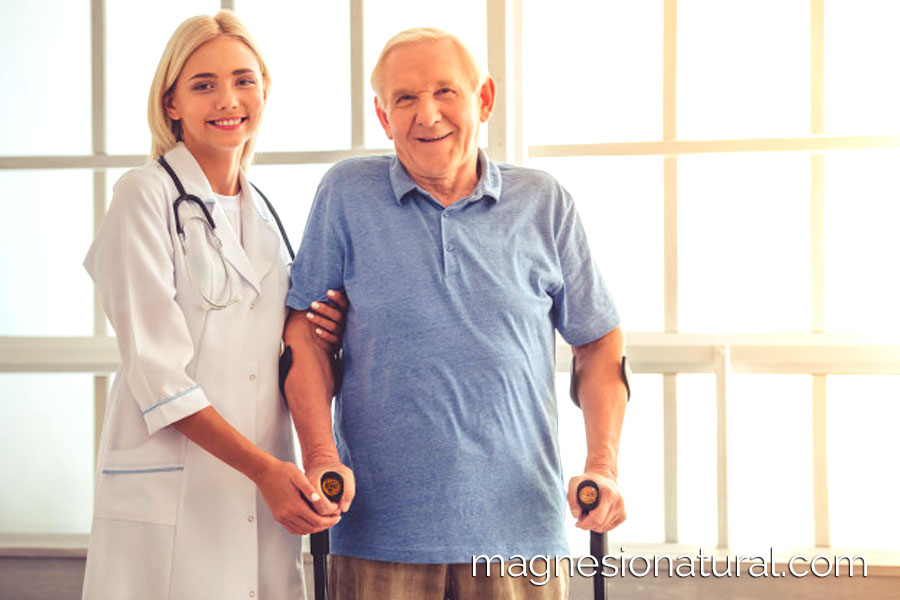 ¿Qué causa la debilidad muscular? Como puede ayudarnos el magnesio