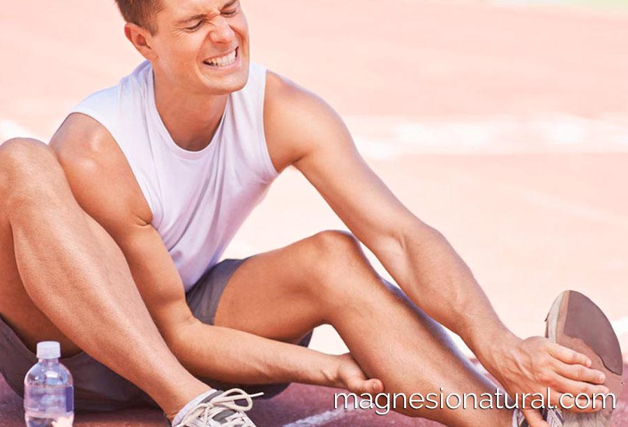 Importancia del magnesio para los calambres musculares