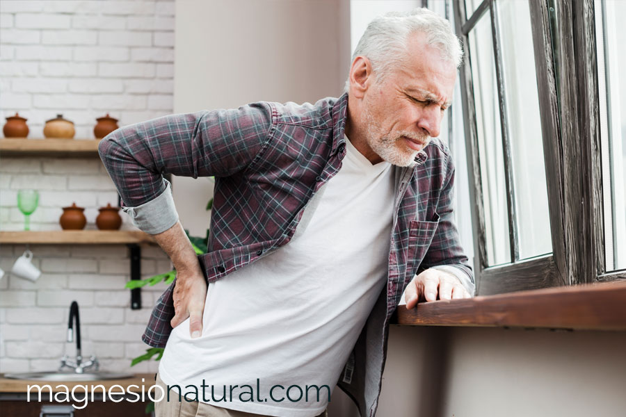 Colágeno con magnesio para prevenir y reducir la rigidez articular