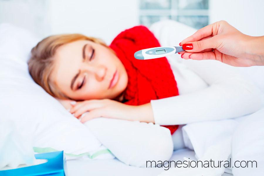 Protege tu sistema inmunitario con magnesio y vitamina C