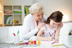 La suplementación con magnesio mejora el envejecimiento prematuro